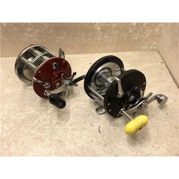 2 Penn level wind reels - #285 & peer #209