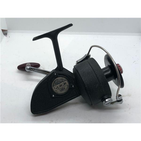 Dam quick 330 vintage spinning reel
