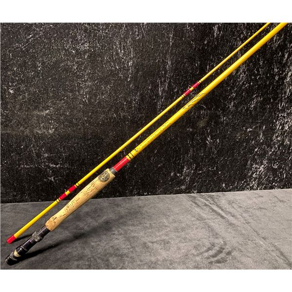 8 1/2 ft Denko super IV eagle claw fly rod DNFP 225