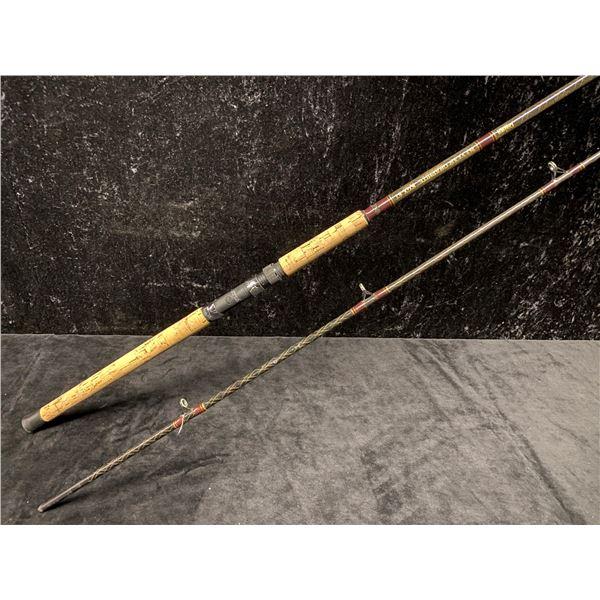 9ft Daiwa Kevlar graphite kgx67 down rigger salmon rod