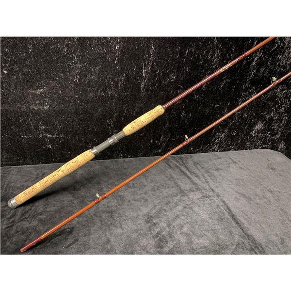 Fenwick the popper 8ft custom built spinning rod for Morris lEger
