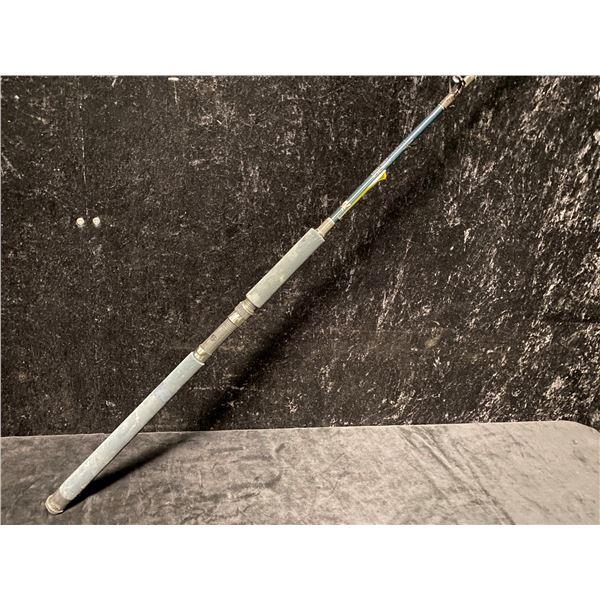 "Eagle claw graphite 6'6"" halibut/trolling rod"