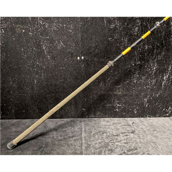 7ft Fenwick lb1865 1 pc trolling/halibut rod (missing reel mount)