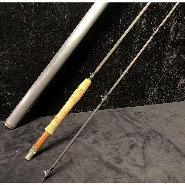 G-LOOMIS f1087-bIMX 2pc fly rod line WT 7 w/storage tube