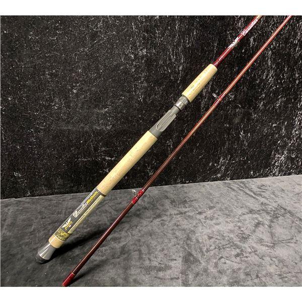 """Fenwick Canadian methods 10'6"""" drift rod w/ storage tube"""
