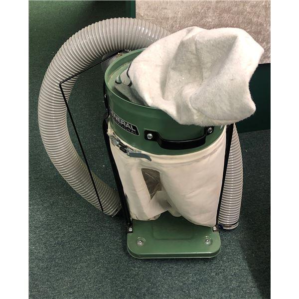 General international shop dust collector