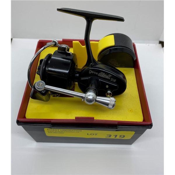Mitchell 308 spinning reel w/ box & extra spool