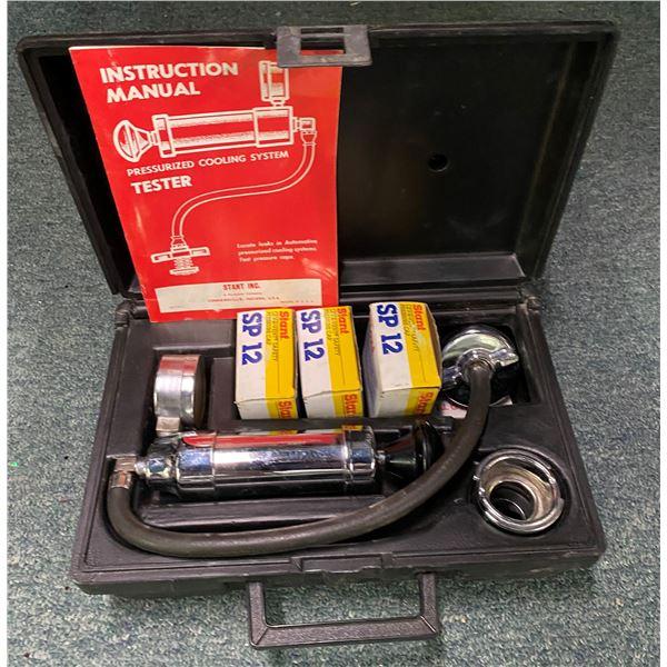 Stant model ST255 cooling system pressure tester
