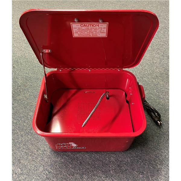 Torin big red jacks parts washer solvent tank