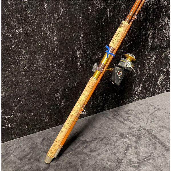 """Eagle Claw """"GRANGER"""" 9ft spinning rod w/ Penn 712Z spinning reel"""