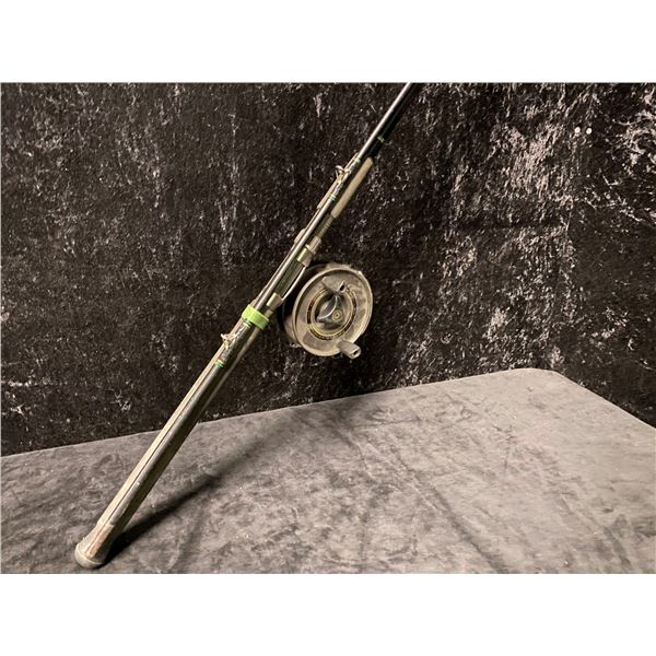 Daiwa Downrigger rod w/ Daiwa 275B mooching reel