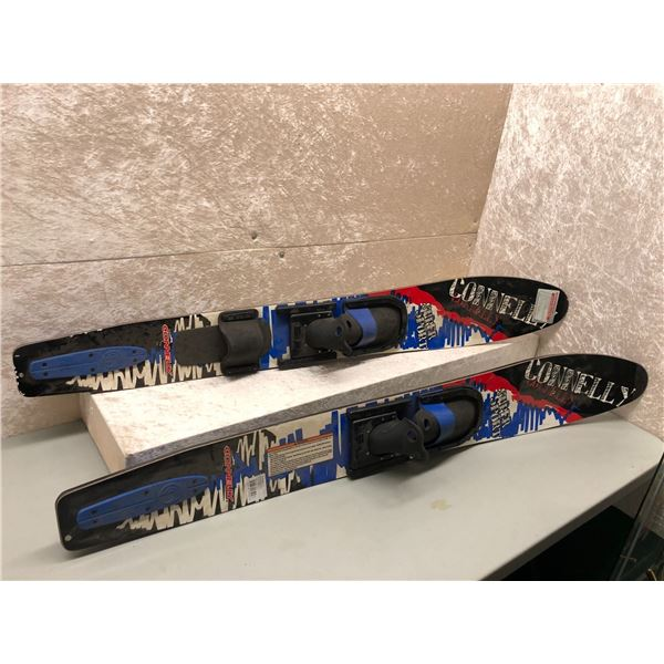 Pair of Connelly Super Sport water skis