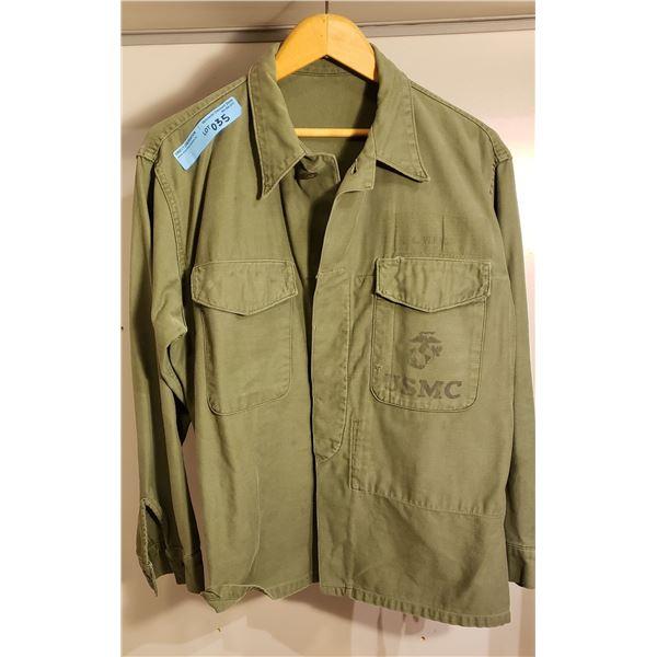 Saigon US Marine corps Saigon era single shirt jacket