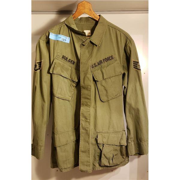Saigon US air force Saigon era, sergeant air force vulgar. Coat mans coffin 69 US air force