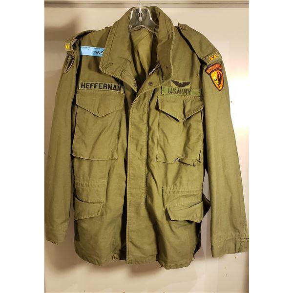 Saigon era US army primary helicopter unit