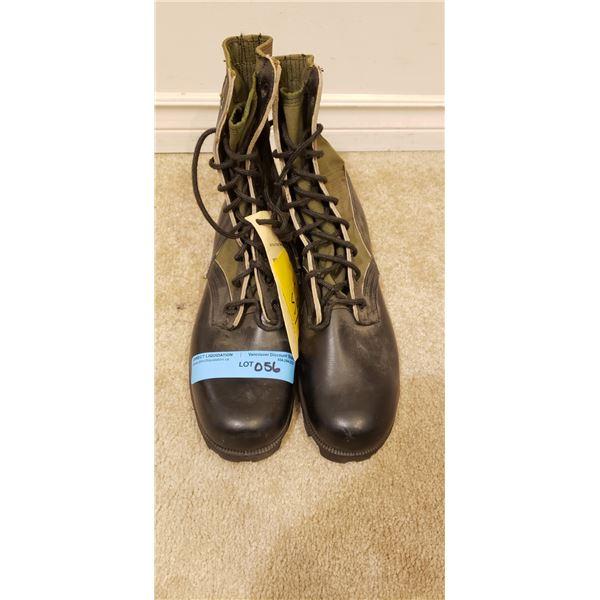 Saigon era hot weather boots (mint with original tag) (Size 9)