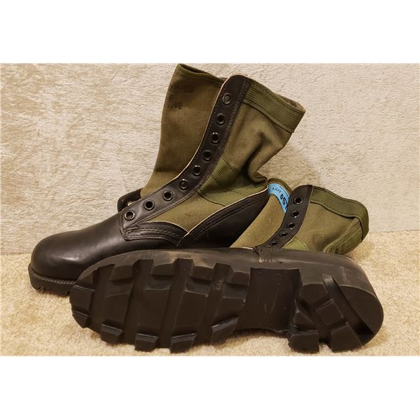 Saigon era jungle boots (Size 7.5)