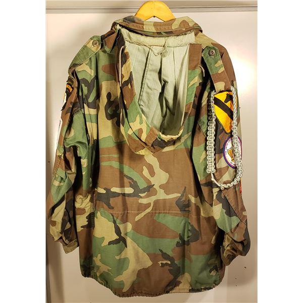 Saigon's veteran of America jacket
