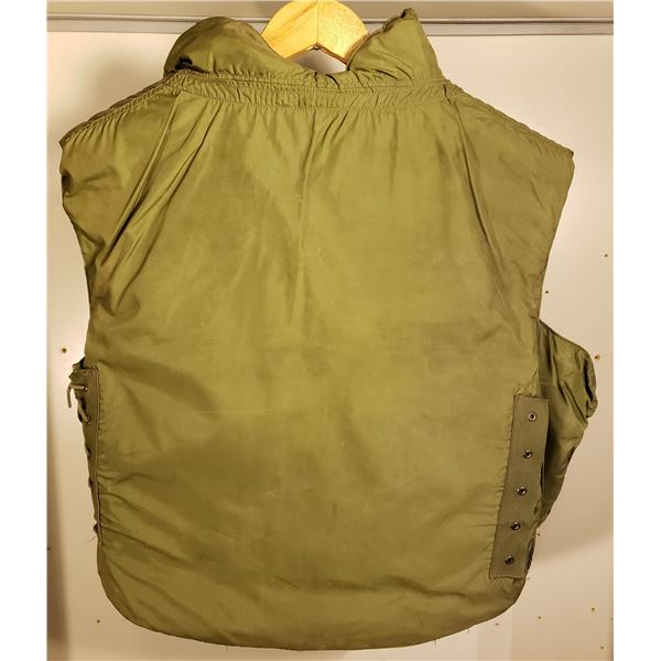 Saigon Very rare 1968 dated flak jacket