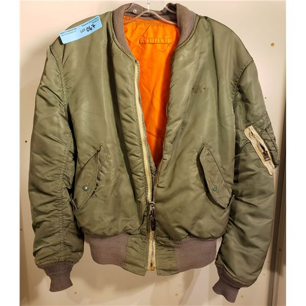 Saigon Flight jacket crew