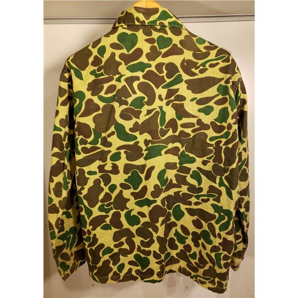 Saigon Jacket made in Hong Kong