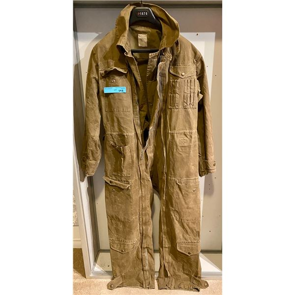 Post WWll 1952 Tankers overalls (Pixie Suit)