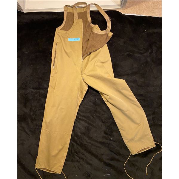 WWll Canadian 1950s Cold Weather tankers overalls