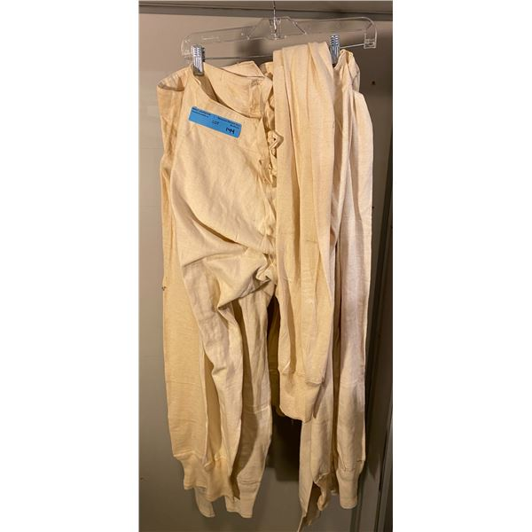 Post War 4 pairs men's post-war cold weather long underwear