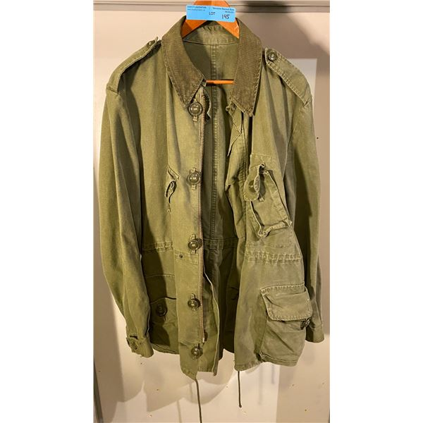Cold War Canadian Combat jacket 1989 Size 7146