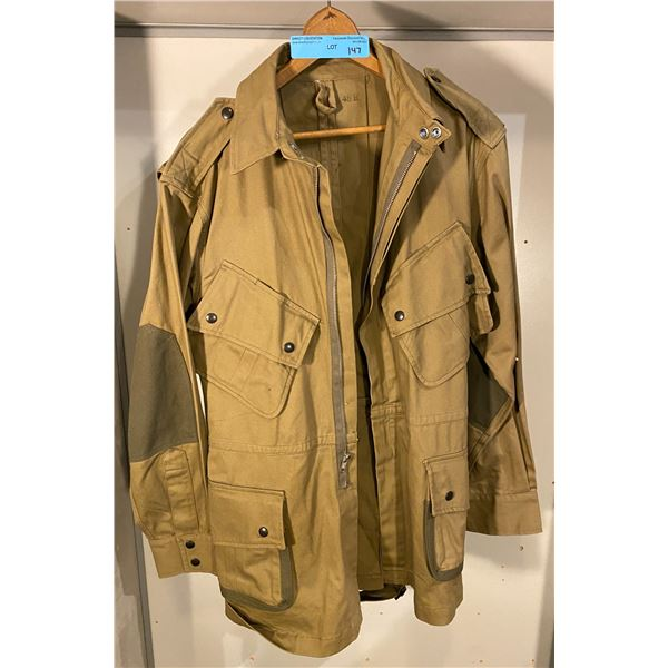 WWll Reproduction air-born jacket - Size Large (48R)