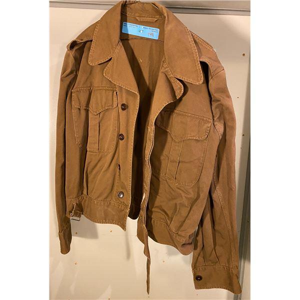 Post War  Denim work dress post war (WWll Pattern)
