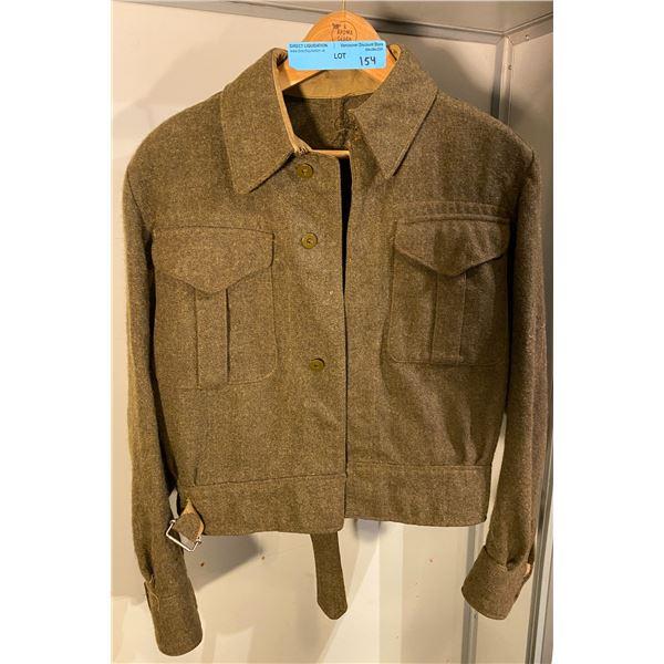 WWll  WWll Canadian battle dress 1943- Great condition (size 10)