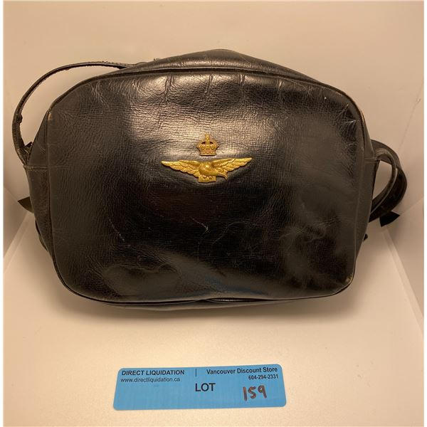 WWll RARE WWll RCAF Women's division purse (Excellent Condition) Rare