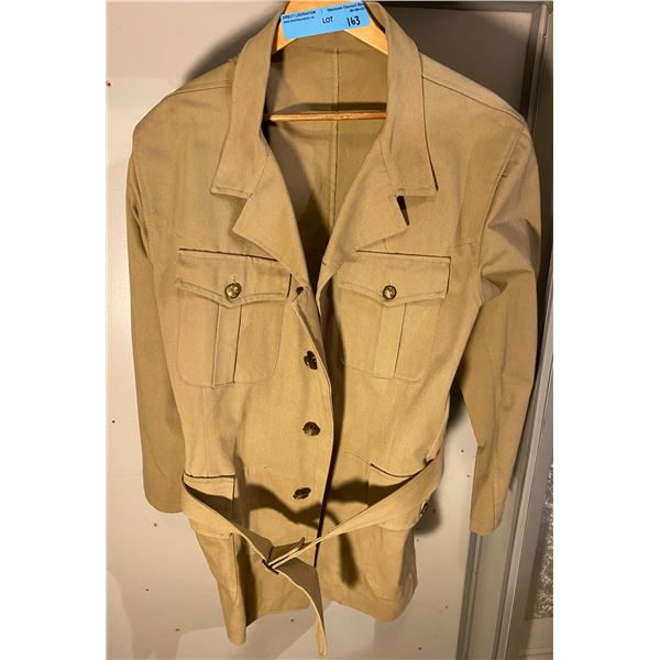 WWll  Reproduction (Size Large) 6ft 250 lbs Service dress jacket