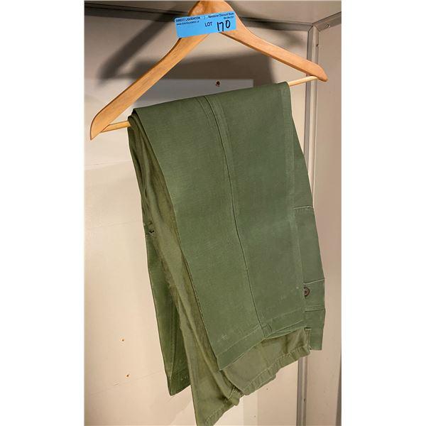 Saigon U.S. Mens Cotton trousers (Size 30/31)