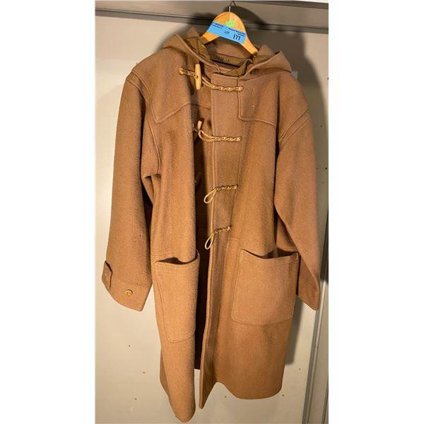 Post War  WWll Duffle Coat 1942 - Excellent Condition!