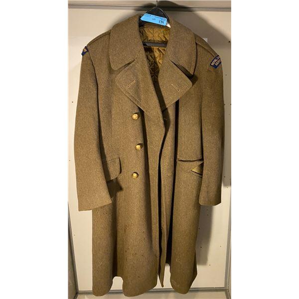 Post War  Post war canadian winter coat- 1949 (Size 10)