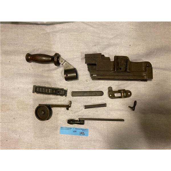 WWll  WWll Bren Gun- Miscellaneous Parts