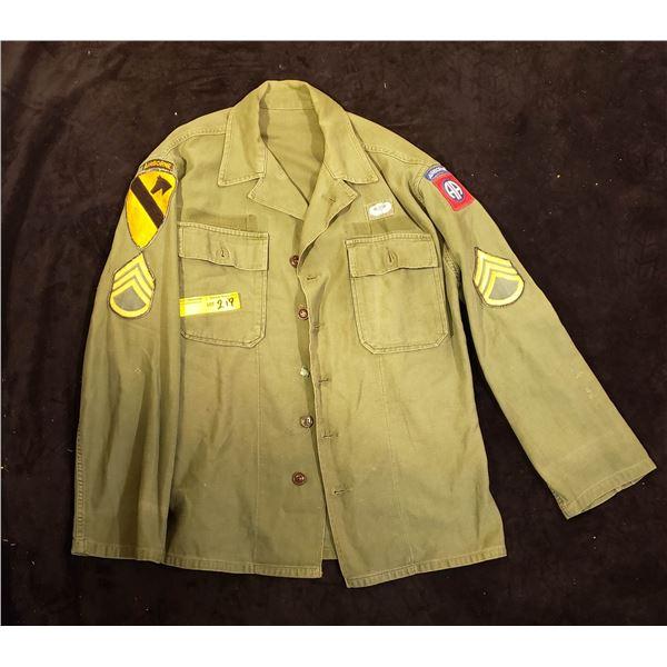 Saigon sergeants airborne jacket