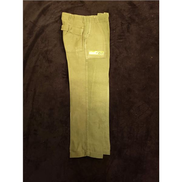 Saigon era straight leg pants