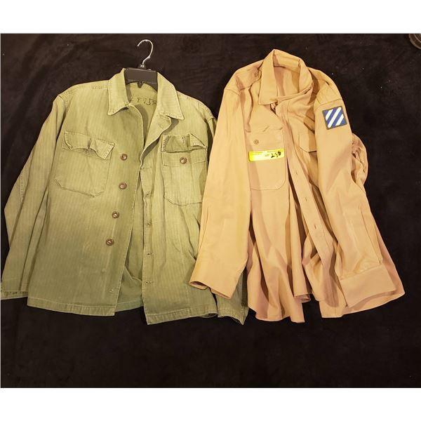 WWII Two WWII shirts