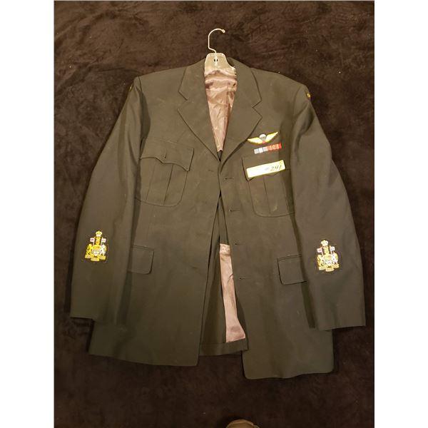 1980's Canadian 1980's service jacket