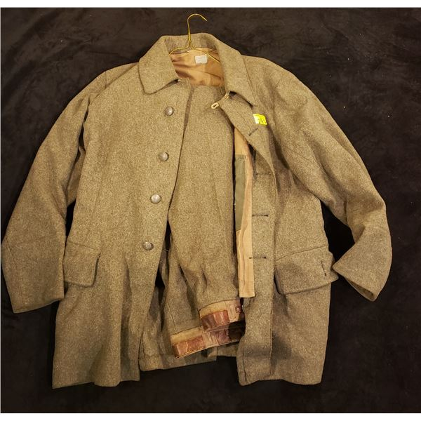 WWII  1941 Norwegian WWII pants and jacket
