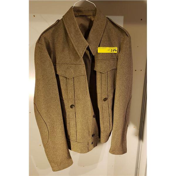 RCMP Service jacket