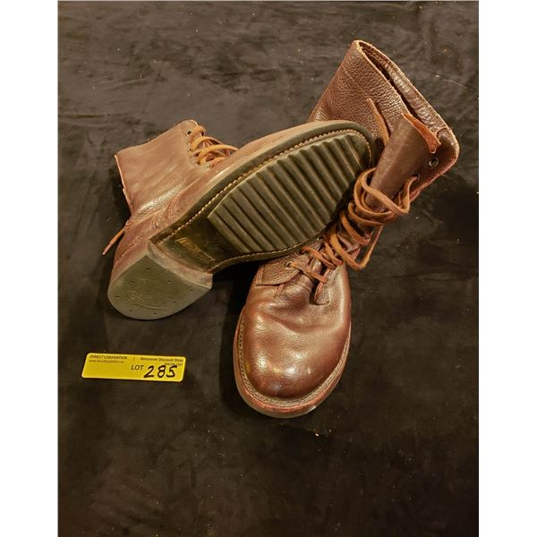 America 1950 Korean V American War 1950 Jump boots Size 11