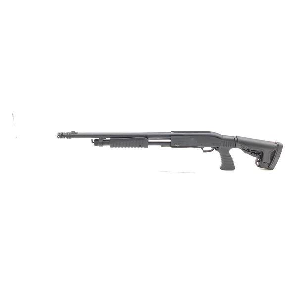 Makarov AS-43, Pump Shotgun, 12 Ga., New