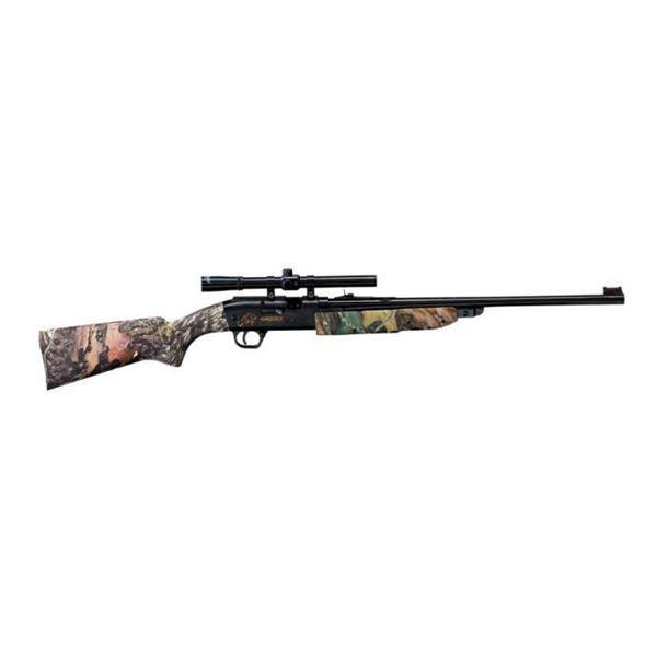 Daisy 2840 Single Pump Pneumatic Air Rifle W Scope, .177 Cal, New