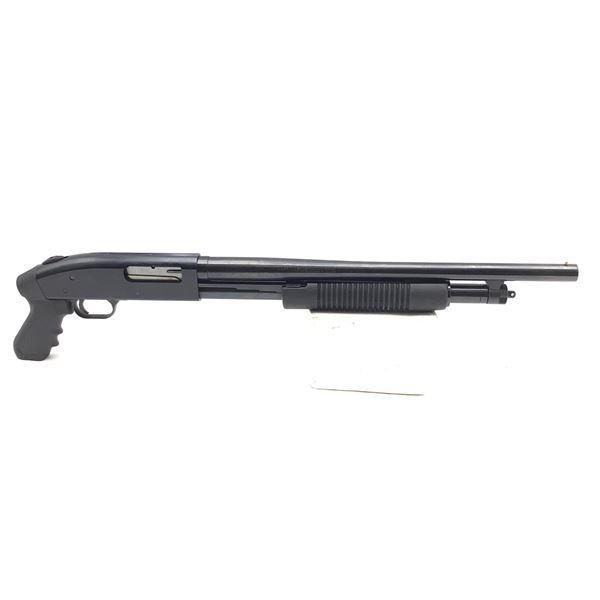 "Mossberg 500 JIC Cruiser Pump Action Shotgun, 12 Ga 3"", 18.5"" Barrel, New"