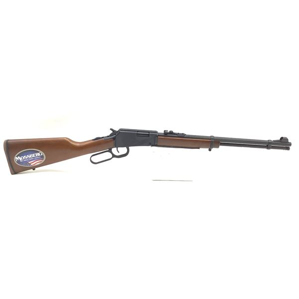 """Mossberg 464 Lever Action Rifle, 22 LR, 18"""" Barrel, Wood Stock, New"""