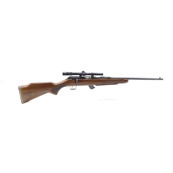 Lakefield MK II Bolt Action Rifle, 22 LR w/ Scope